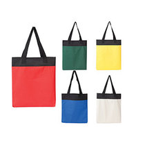 BOLSA PROMOCIONAL RECTANGULAR BICOLOR DAMARIS